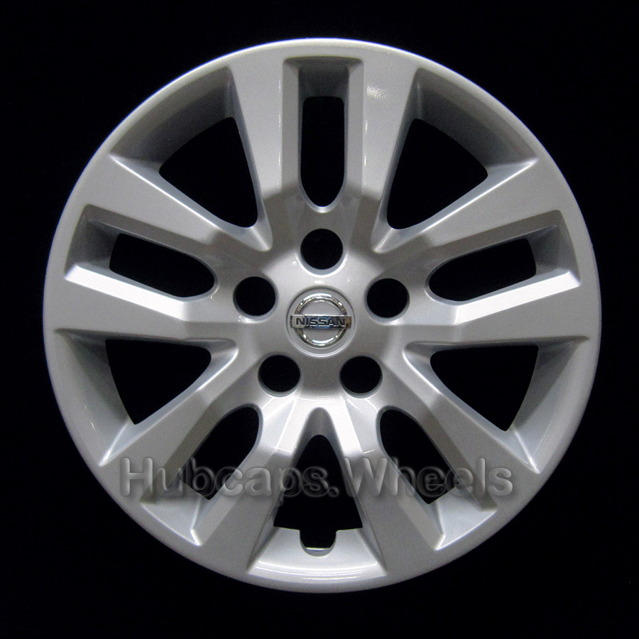 OEM Genuine Nissan Wheel Cover - Professionally Refinished Like New - Altima 16-inch 2013-2017 Hubcap