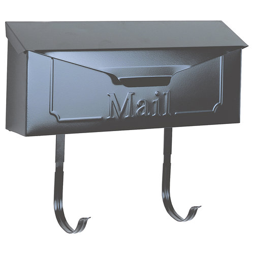 PostMaster Townhouse Horizontal Wall-Mount Mailbox