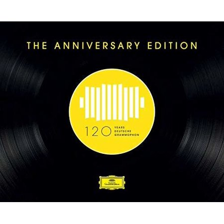 120 Years of Deutsche Grammophon (CD)