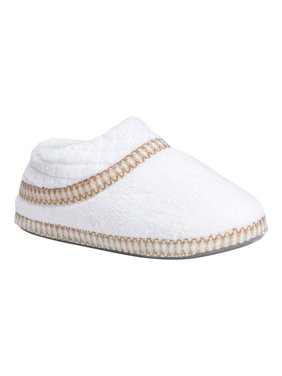 Women's Rita Micro Chenille Full Foot Slippers