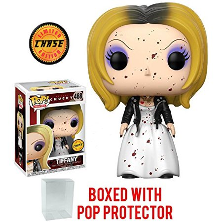 Funko Pop! Horror: Bride of Chucky - Tiffany Chase Variant Vinyl Figure (Chucky Halloween Horror Nights)