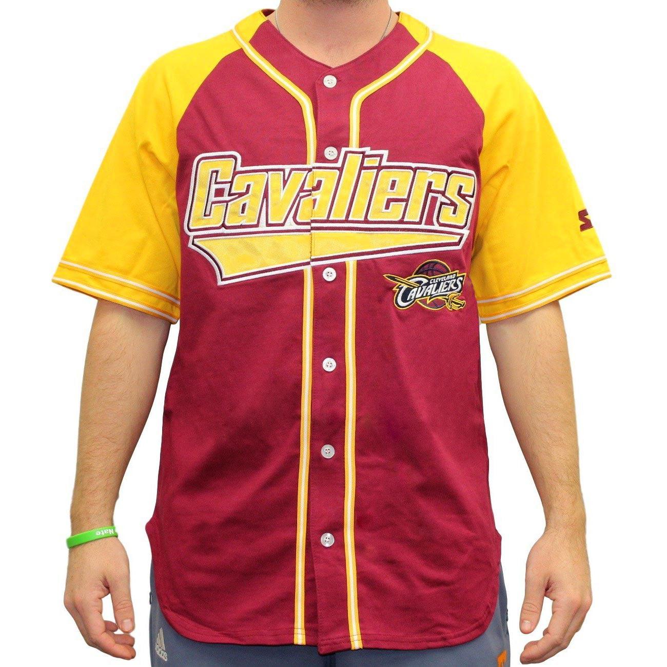 9207f75b482583 ... discount cleveland cavaliers starter nba double play baseball jersey  910f7 594c9