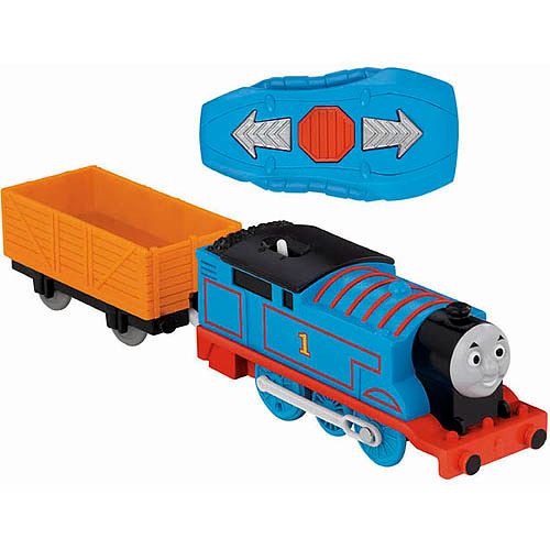 Fisher-Price Thomas and Friends TrackMaster 3-Speed Thomas Remote Control Engine