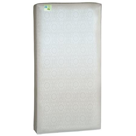 Sealy Soybean Everedge Foam Core Crib Mattress