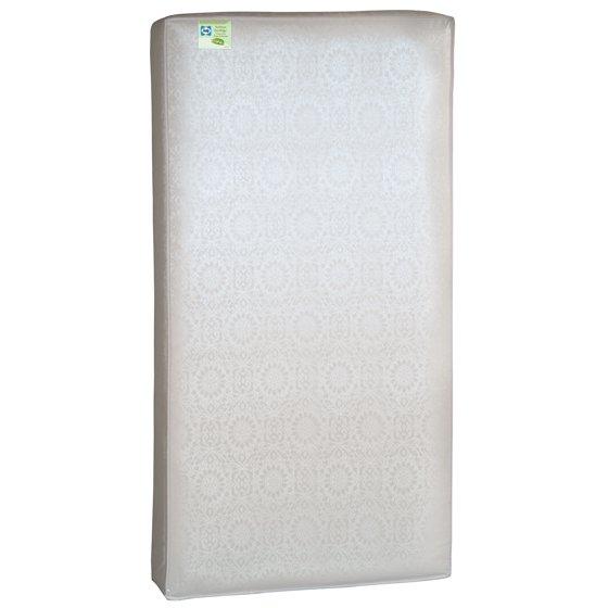 Sealy Soybean Everedge Foam Core Crib Mattress Walmart Com