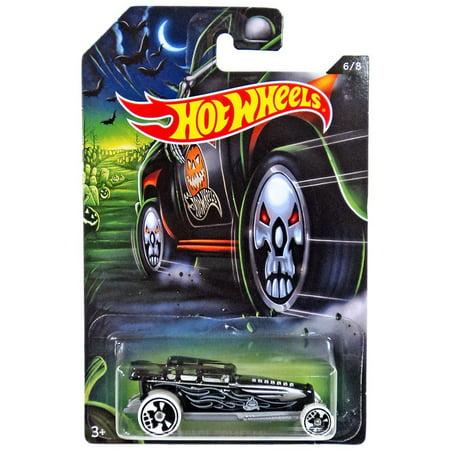 Hot Wheels Happy Halloween! Great Gatspeed Die-Cast Car (Hot Wheels Halloween)