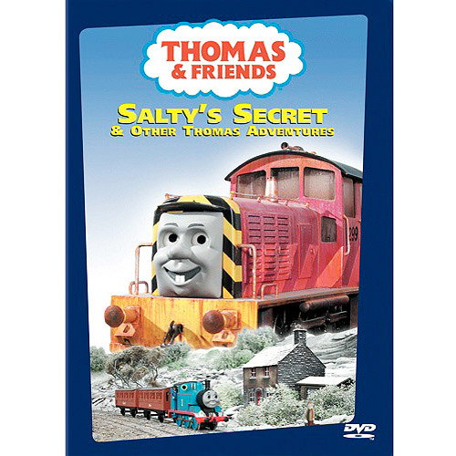 Thomas & Friends: Salty's Secret dvd