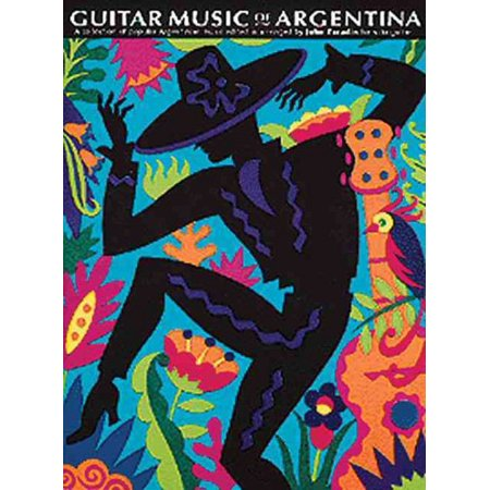 The Guitar Music of Argentina