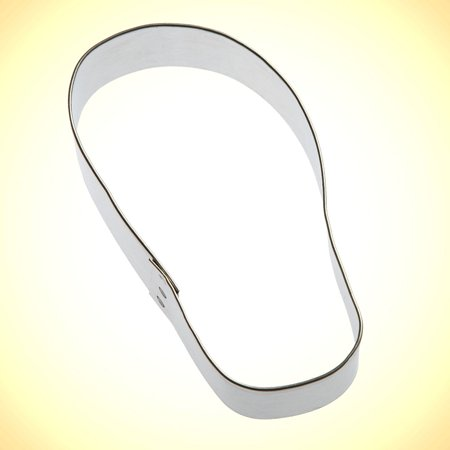 Flip Flop Cookie Cutter 4 in - Flop Of The Pops