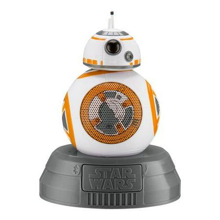 93585a445e0 Star Wars BB-8 Droid Episode VII The Force Awakens Bluetooth Wireless  Speaker Portable Bluetooth Speaker - Walmart.com