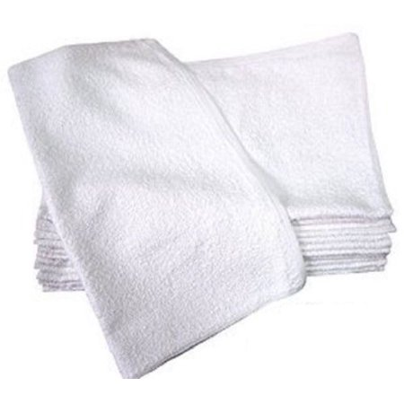 Heavy Duty Terry Cloth - GHP 60-Pcs White 16