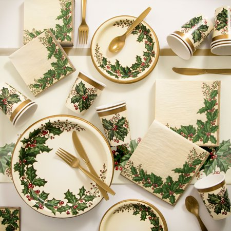 Winter Holly Christmas Buffet Kit ()