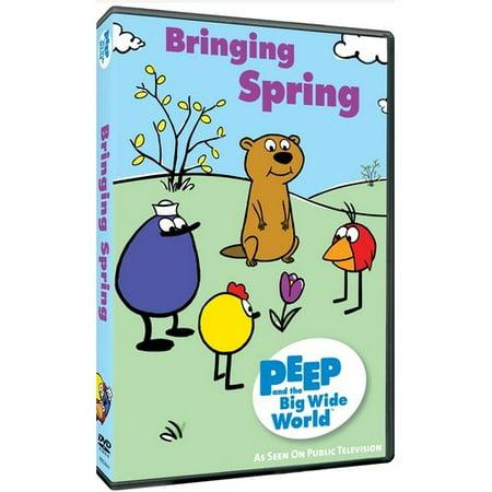 Peep: Bringing Spring