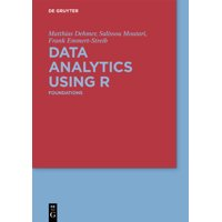 de Gruyter Stem: Mathematical Foundations of Data Science Using R (Paperback)