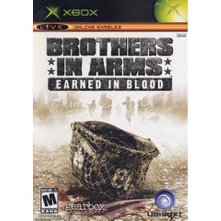 Brothers in Arms Earned in Blood - Xbox (Refurbished) (Xbox 360 Brothers In Arms)