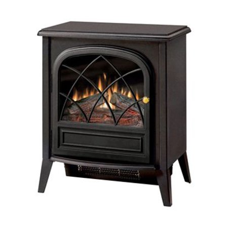 Dimplex North America ES2033 Electric Fireplace Stove, Black ...