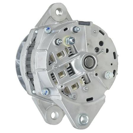 New DB Electrical ROTA0080 Alternator for 0.5 Clock 70 amp External Fan Type Internal Regulator CW Rotation 24V Caterpillar 815F Soil 1996-2006, 816F Landfill 1995 1996-2006 0R8279, 8030