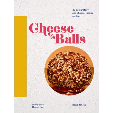 Cheese Balls - eBook - Halloween Brain Cheese Ball
