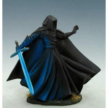 Wraith With Bastard Sword Dark Sword Miniatures