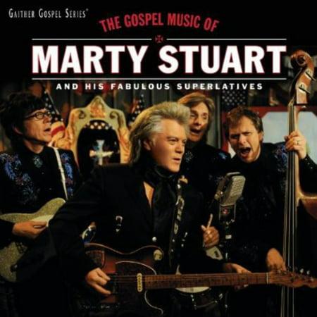 Gospel Music of Marty Stuart - Marty Mc