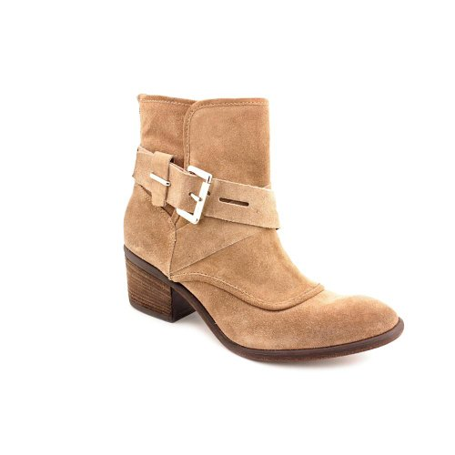 Donald J Pliner Diem Women Round Toe Suede Ankle Boot by Donald J Pliner