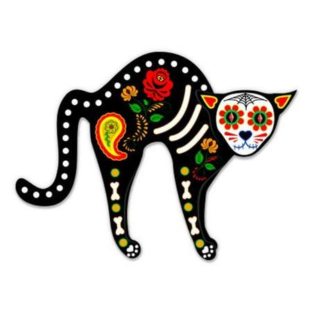 Image result for cat dia de los muertos