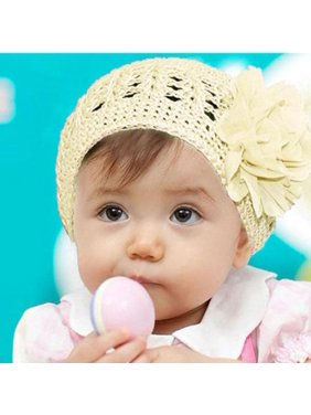 13293953789 Product Image Flower Toddlers Infant Baby Girl Hair Band Headband Headwear  Hat BG