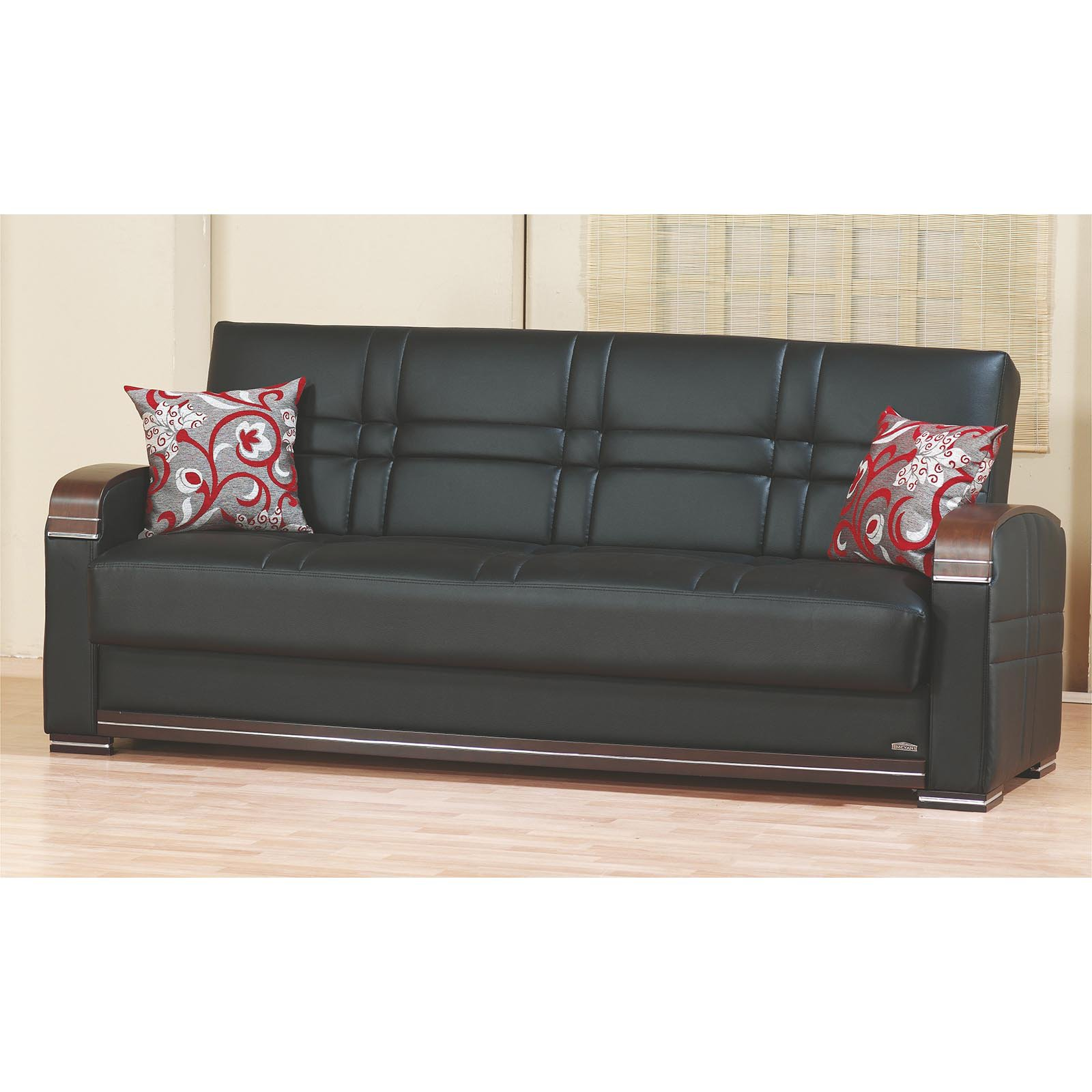 Empire Furniture USA Bronx Convertible Loveseat