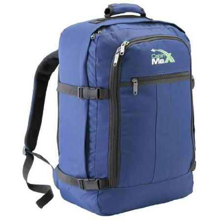 468f4ff88d7f Cabin Max - Cabin Max Metz Backpack Flight Approved Carry on Bag 44 Litre  Travel Hand Lug... - Walmart.com