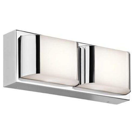 Kichler 45820LED Nita 12 Wide LED ADA Compliant Bathroom Fixture With F