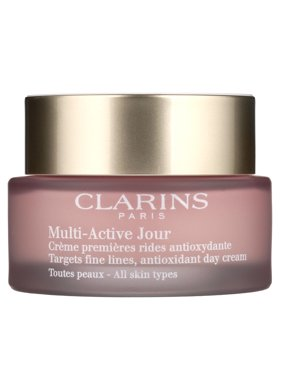 ($55 Value) Clarins Multi-Active Day Face Cream, All Skin Types