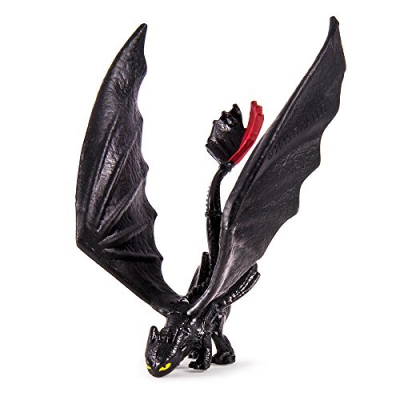DreamWorks Dragons, Battle Dragon, Toothless
