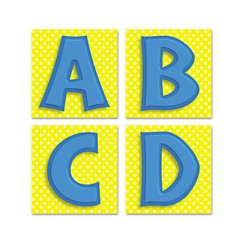 Carson-Dellosa Quick Stick Letter CDP119011