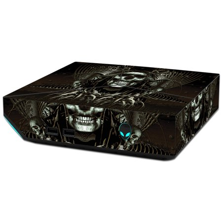 MightySkins Skin Decal Wrap Compatible with Alienware Sticker Protective Cover 100's of Color (Best Ick Medicine For Fish)