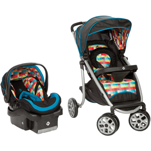 Safety 1st - Sleekride LX Travel System, Check it Out