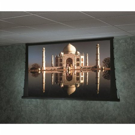 - Draper Access MultiView/Series V 16:9 HDTV to 4:3 NTSC Video - Projection screen - ceiling mountable - motorized - 110 V - 92 in (92.1 in) - 16:9 / 4:3 - M1300