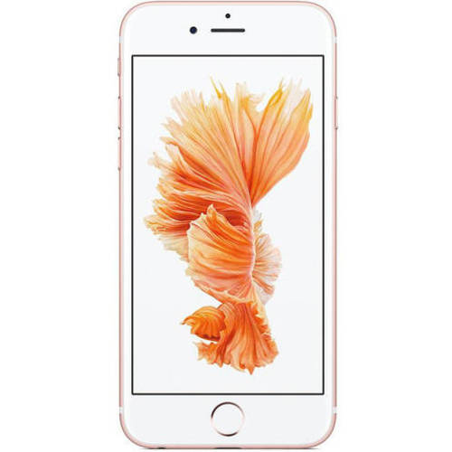 Apple iPhone 6s 128GB Unlocked GSM 4G LTE 12MP Cell Phone - Rose Gold