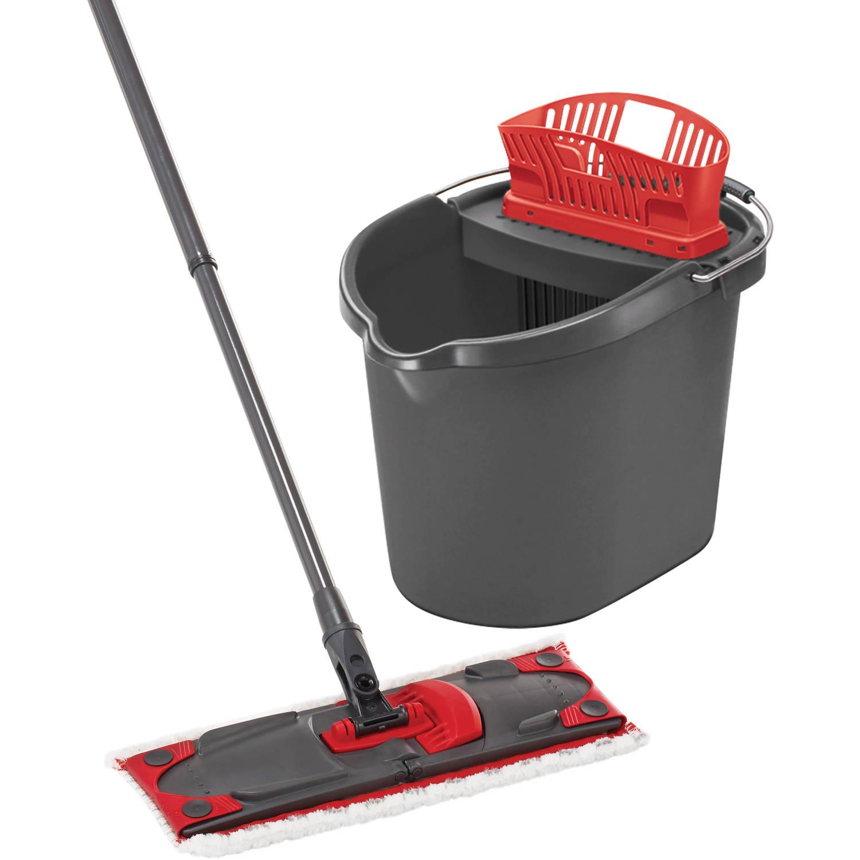 O-Cedar Ultra Max Mop & Bucket Kit