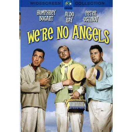 We're No Angels (1955) (90s Baseball Movie)