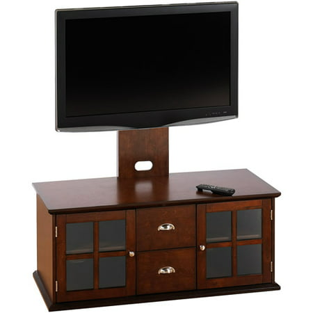 Better Homes And Gardens Wood Flat Panel Tv Stand Box 1
