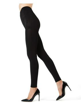 20c0ee2c085be Product Image memoi winter fleece footless tights mo-346 berry small/medium