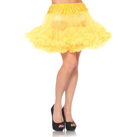 Leg Avenue Layered Tulle Petticoat Adult Halloween Costume](Disfraces De Halloween De Fantasmas)