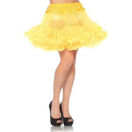 Leg Avenue Layered Tulle Petticoat Adult Halloween Costume