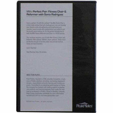 Peak Pilates MVe Perfect Pair Workout DVD ()