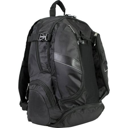 Eastsport Laptop Backpack with Adjustable Padded Shoulder Straps ...