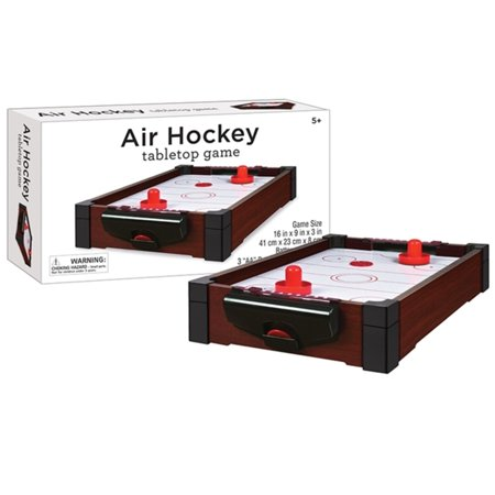 Tabletop Air Hockey 16inch Game, by Westminster Inc. (HK) (Best Tabletop Air Hockey Game)