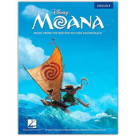 Hal Leonard Moana - Music from the Motion Picture Soundtrack for Ukulele
