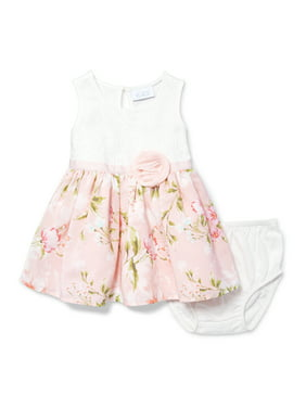 Product Image Floral 2Fer Dress (Baby Girls) ad7203610