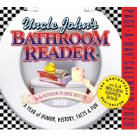 Uncle John's Bathroom Reader Page-A-Day Calendar 2020 (Other)