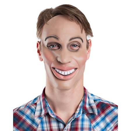 The Purge Smile Mask (The Purge Costume Mask)
